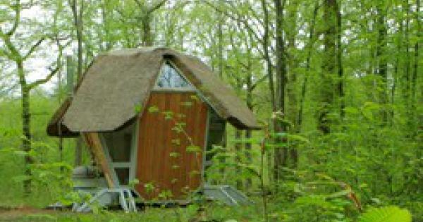 Les Maisons Sylvestres venez dormir dans les bois dans la Meuse # Dormir Dans Les Bois